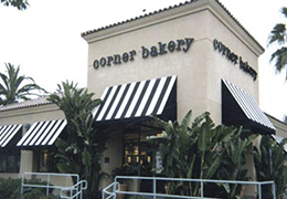 Corner Bakery Cafe Location 112
