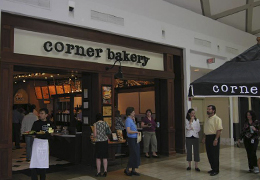 Corner Bakery Cafe Location 118
