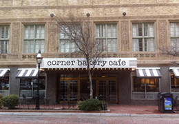 Corner Bakery Cafe Location 127