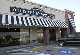 Corner Bakery Cafe Location 155