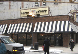 Corner Bakery Cafe Location 167
