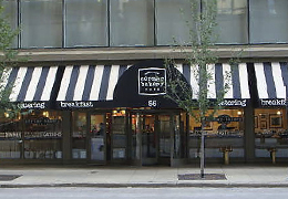 Corner Bakery Cafe Location 170
