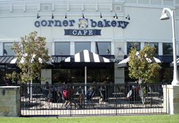 Corner Bakery Cafe Location 174