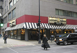 Corner Bakery Cafe Location 182