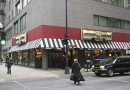 Corner Bakery Cafe Location 182