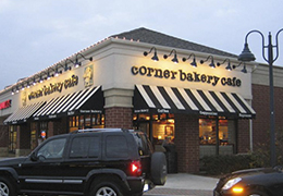 Corner Bakery Cafe Location 189