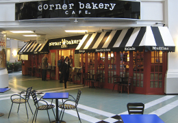 Corner Bakery Cafe Location 201