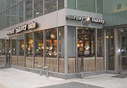 Corner Bakery Cafe Location 212