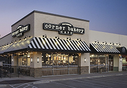 Corner Bakery Cafe Location 244
