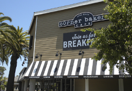 Corner Bakery Cafe Location 266