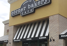 Corner Bakery Cafe Location 268