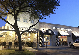 Corner Bakery Cafe Location 275