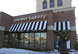 Corner Bakery Cafe Location 86