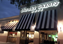 Corner Bakery Cafe Location 95
