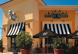 Corner Bakery Cafe Location 295